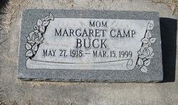 Margaret <i>Camp</i> Buck