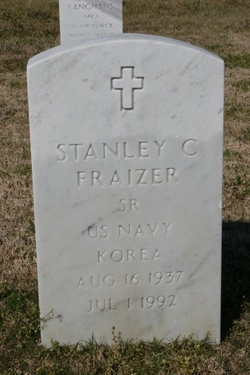 Stan Uncle Elmer Frazier