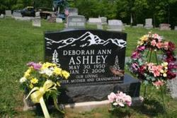 Deborah Ann <i>Brown</i> Ashley