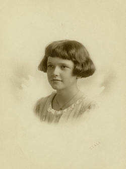 Sarah Evelyn <i>Brown</i> Clement