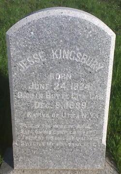 Jesse Kingsbury