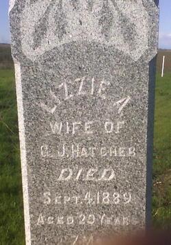 Lizzie A Hatcher
