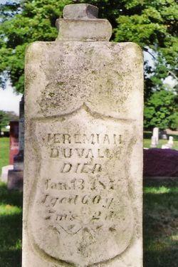 Jeremiah Duvall
