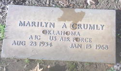 Marilyn A <i>Mann</i> Crumly