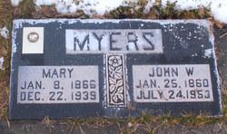 John William Myers, Sr