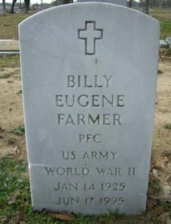 Billy Eugene Farmer
