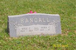 Dora Cathern <i>Dillard</i> Randall