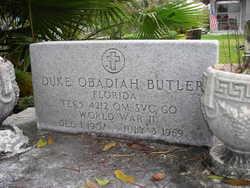 Duke Obadiah Butler