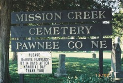 Mission Creek Cemetery