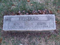 Ruth <i>Stanfield</i> Fitzgerald