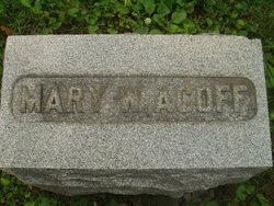 Mary W. Acoff