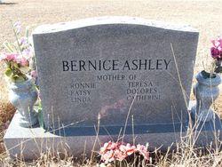 Bernice Johnson <i>Geraldine</i> Ashley