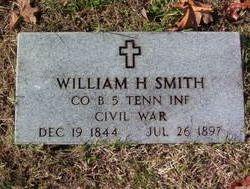 William H Hamilton Smith, Sr