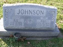 Faye Dot <i>McCarty</i> Johnson