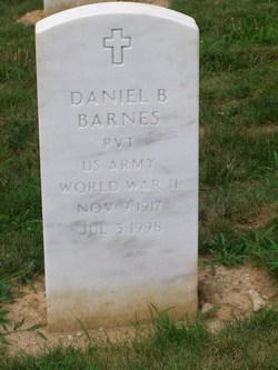 Daniel B Barnes
