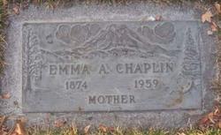 Emma Alice <i>Lyton</i> Chaplin