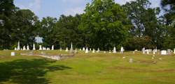 First Baptist Church (Newton) Cemetery