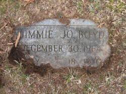 Jimmie Jo Boyd
