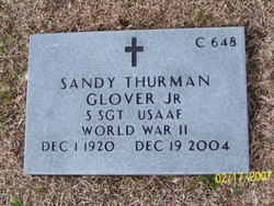 Sandy Thurman Glover, Jr