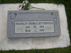 Franklin Thomas Butterfield