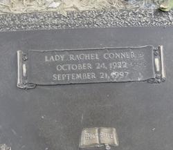 Lady Rachel <i>Conner</i> Biggs