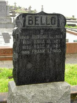 Antone L. Bello