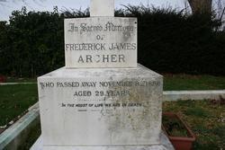 Fred Archer