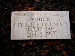 Lynette Lindsey