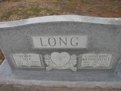 Catherine <i>Mendenhall</i> Long