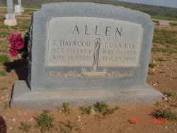 Erastus Haywood Allen