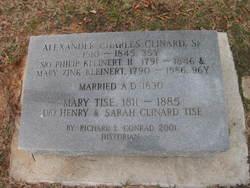 Alexander Charles Clinard, Sr