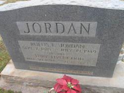 Tury Esther Juge <i>Livengood</i> Jordan