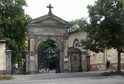 Kirchhof Jerusalem und Neue Kirche I