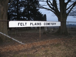 Felt Plains Cemetery