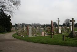 Newmarket Town cemetery