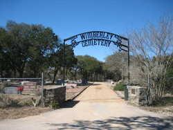 Wimberley Cemetery