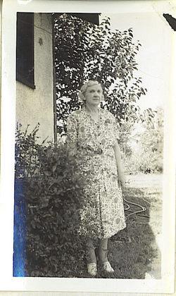 Hannah Fredericka <i>Jensen</i> Wymore