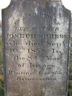 Joseph Shreeve