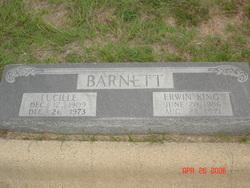 Lucille Estelle <i>Blair</i> Barnett