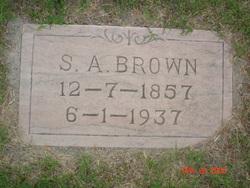 Sarah Adeline <i>Madden</i> Brown