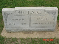 Annie Louise <i>Brown</i> Bullard
