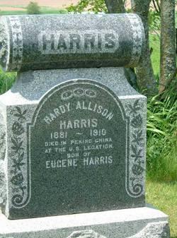 Hardy Allison Harris