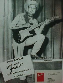 Bill Carson