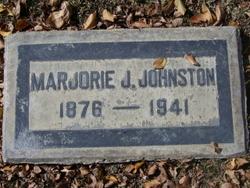 Marjorie J. Johnston