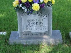 Norman A Snoddy