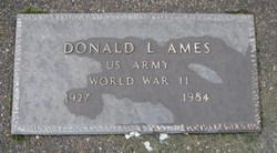 Donald L. Ames