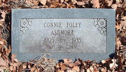 Connie Foley Ashmore