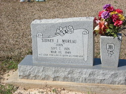 Sidney John Moreau