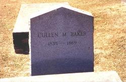 Cullen Montgomery Baker