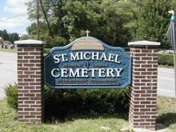 Saint Michael Byzantine Catholic Cemetery
